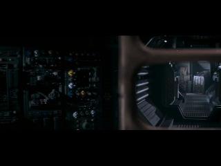 Чужой / Alien (1 серия) Фильм 1979 года. В главной роли: Сигурни Уивер. Жанр: ужасы, фантастика.